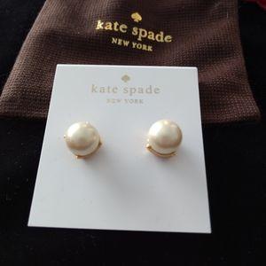 Late Spade earrings